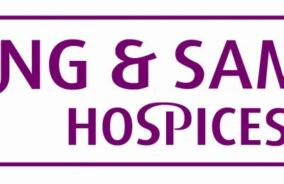 Proud to support the Woking & Sam Beare Hospice and Wellbeing Centre