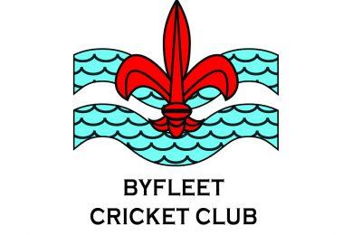 Byfleet Cricket Club receive a £1k Community Grant